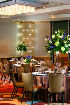 Livingston Ballroom at The Heldrich Hotel - Weddings @ #TheHeldrich | New Brunswick, New Jersey