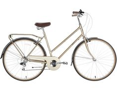 Bobbin Bramble 2014 Ladies Traditional Bike - Pale Gold