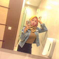 Beautiful Muslim Women, Beautiful Hijab, Big Fashion, Hijab Fashion, Womens Fashion, Baggy Clothes, Turkish Fashion, Hijab Chic, Girl Hijab