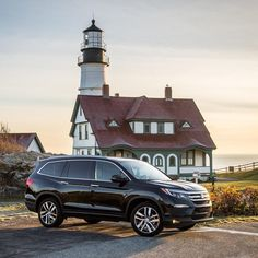 Its time for longer days and longer adventures. #HondaPilot