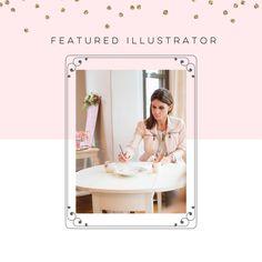 Illustration Boutique Featured Illustrator | Beth Briggs