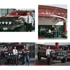 Mr. Devolro and Paul Nesvat at Toyota of Hollywood, Florida http