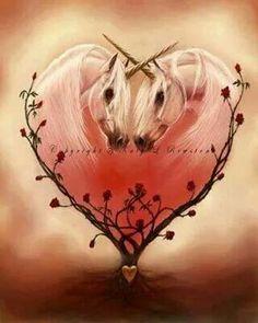 UNICORN HEART.