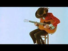 Jimi Hendrix - Hear My Train a Comin' (acoustic twelve-string)