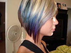 Resultado de imagen para blonde peacock hair