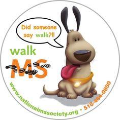 Multiple sclerosis Walk by ~MrDinks