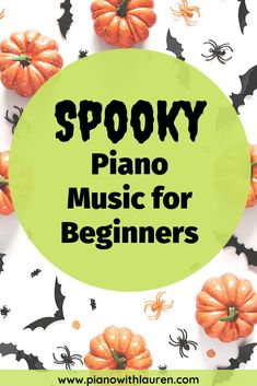 Embrace Halloween in your studio by teaching beginners easy Halloween piano music! Check out this list of the best Halloween piano music for beginners. Music Games For Kids, Music Activities, Easy Piano Sheet Music, Piano Music, Music Music, Halloween Music, Easy Halloween, Piano Lessons, Music Lessons