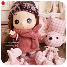 Korea,  Dolls, cute doll, for girls, girly, kawaii, korean doll, dolli, toya for girls,