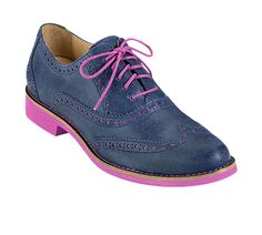 Cole Haan Alisa Oxford - www.colehaan.com I want one in every color!