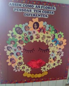 """""""Springing Into women's history"""" possibly include a short blerb about the history of Women's History Month Classroom Board, Classroom Decor, Art For Kids, Crafts For Kids, School Decorations, Child Day, New School Year, Button Art, Black History Month"""