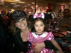 Jenni Rivera with Jayla