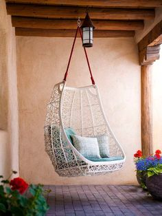 Hanging Seat Design, Pictures, Remodel, Decor and Ideas