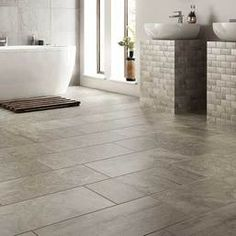 Daltile | Exquisite Glazed Porcelain, Travertine/Marble patterns, heavy duty commercial application