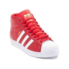 separation shoes 19bb7 b3497 Tween adidas Pro Model Athletic Shoe