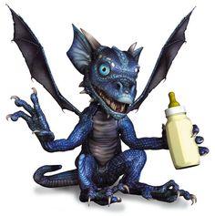 Dragon Baby                                                                                                                                                                                 Plus