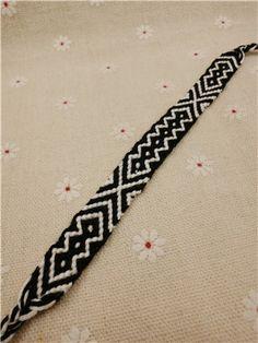 Friendship Bracelet Handmade Charm Woven Rope String Hippy Boho Embroidery Cotton Friendship Bracelets For Women And Men K61-75