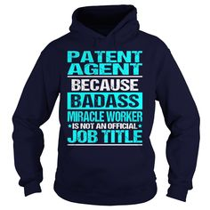 Awesome Tee For Patent Agent T-Shirts, Hoodies. CHECK PRICE ==► https://www.sunfrog.com/LifeStyle/Awesome-Tee-For-Patent-Agent-98270212-Navy-Blue-Hoodie.html?id=41382