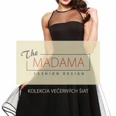 #madamafashion#trendy #shop #eshop #blackdress #black #sexi #sexy #sexidress #sexydress #woman #slovakia #reddress