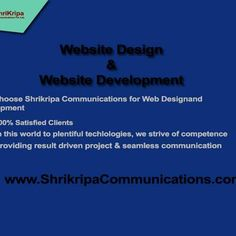 ShriKripa Communications Pvt. Ltd. is Leading Website Development & Web Design Company in Jaipur, India. It Provide SEO Friendly Web Development services in Jaipur and across India. Visit Now: http://shrikripacommunications.com/ #websitecompanyinjaipur# jaipurwebdevelopmentcompany #jaipurwebdesigningcompany #websitecompanyJaipur #jaipurITcompany #professionalwebsitedesignideas #websitedevelopmentinjaipur #websitedevelopmentcompanyinjaipur #itcompaniesinjaipur