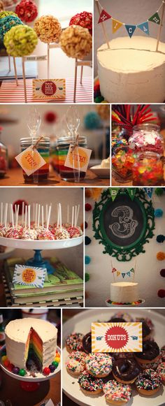 Awesome kids birthday idea by my very talented friend Kiira!
