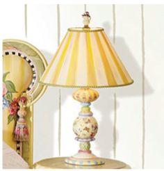 MacKenzie-Childs Inspired Furniture | MacKenzie-Childs Table Lamps Home Portfolio Bedroom Ideas! Buy Classic ...