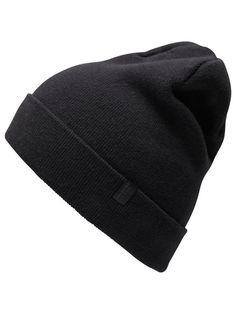 CLASSIC - BEANIE, Black, large