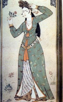 Ottoman Women's Clothing-Historical Overview-Part 3 Middle Eastern Clothing, Middle Eastern Art, Ottoman Turks, Islamic Paintings, Ottoman Empire, Historical Clothing, Women's Clothing, Plan Your Trip, Fashion History