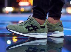 Foot Patrol x Asics Gel Lyte III Squad - 2015 (by 29th_ave)