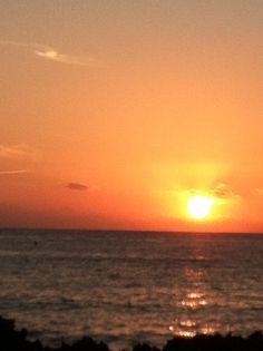 Georgetown Grand Cayman Sunset