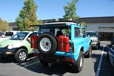Ford Bronco S.U.V. sports utility vehicle truck