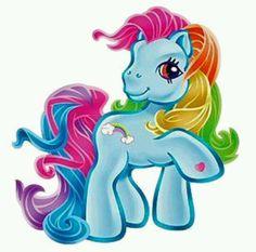 Fav pony growing up :)