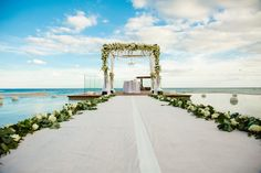 Luxury Beachfront Resort in Playa del Carmen Wedding Altars, Grand Hyatt, Amazing Weddings, White Sand Beach, Hotels And Resorts, Beautiful Gardens, Night Life, Caribbean, Backdrops