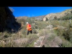 WINTER DAY: Trail Run from ORGIVA to LANJARON in Southern SPAIN