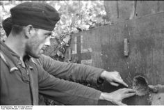"Damage to Tiger 323 . Operation "" Zitadelle "" July 1943"