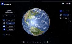 Solar System Scope - screenshot