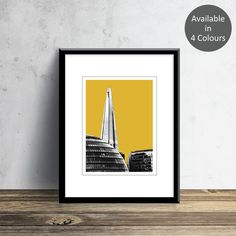 The Shard - Limited Edition Prints