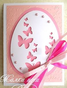 Easter cards by Donika - Cards and Paper Crafts at Splitcoaststampers by deanne