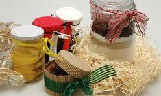 Dekorativní dárky, které potěší oko i žaludek Homemade Gifts, Paella, Vodka, Spices, Cake, Food, Advent, Pie Cake, Meal