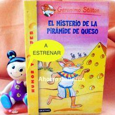 Libro Gerónimo Stilton NUEVO 4.95€ www.ahorrochildren.es