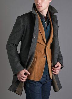 Sunday Coat - Grey