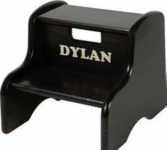 Little Colorado Step Stool with Optional Personalization  sc 1 st  Pinterest & My Step Stool - Flip Style Puzzle Step Stool $69.99 (http://www ... islam-shia.org