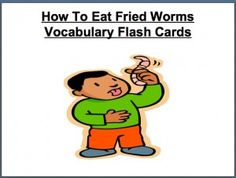 How to eat fried worms food ideas how to eat fried worms unit how to eat fried worms powerpoint ccuart Choice Image