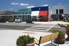 Downtown Rockport TX