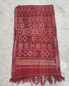 Vintage Turkish Rugs, Kilim Runner Rug, Anatolian, Kilim Rug, Cicim Runner Rug, Red Natural Kilim, NotonlyRugs by NotonlyRugs on Etsy