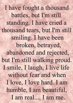 Spiritual Quotes, Wisdom Quotes, True Quotes, Great Quotes, Quotes To Live By, Motivational Quotes, Inspirational Quotes, I Am Me Quotes, Eulogy Quotes