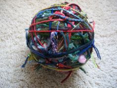 Another wool ball