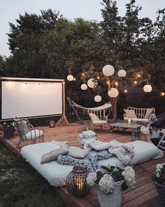 33 Fabulous Ideas For Creating Beautiful Outdoor Living Spac.- 33 Fabulous Ideas For Creating Beautiful Outdoor Living Spaces 33 Fabulous Ideas For Creating Beautiful Outdoor Living Spaces - Backyard Landscaping, Big Backyard, Landscaping Ideas, Cool Backyard Ideas, Oasis Backyard, Outdoor Ideas, Back Yard Oasis, Inexpensive Backyard Ideas, Desert Backyard