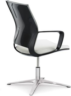 Moteo Visitor Swivel Chair by Kloeber