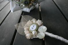 Boutonniere - Nic's Button Buds