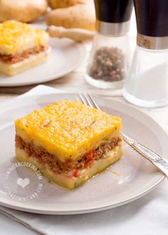 Pastelón de Papa Recipe (Potatoes and Beef Casserole): A complete meal in itself; this dish is a popular one in the Dominican Republic.